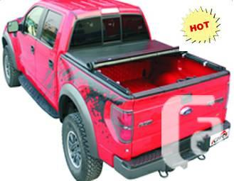 Tri-Fold and Roll-Up Tonneau Covers for Ford, Ram, GMC,