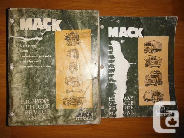 Truck Road Vehicle Service Guides TS 442 Hides To 1977