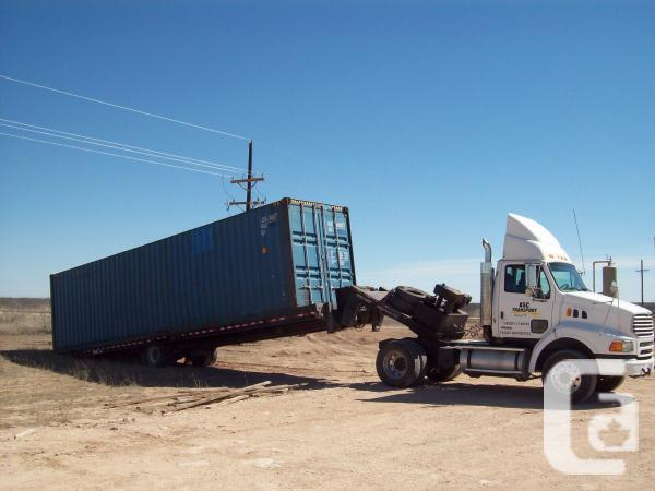 TRUCKING - amp EFFICIENT TIP & SHIPPING