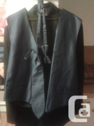 Tuxedo available