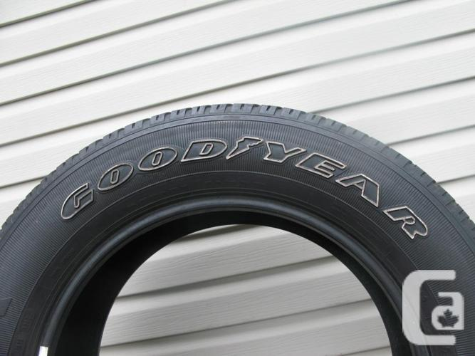 TWO (2) GOODYEAR WRANGLER SR-A TIRES /275/60/20 - $50