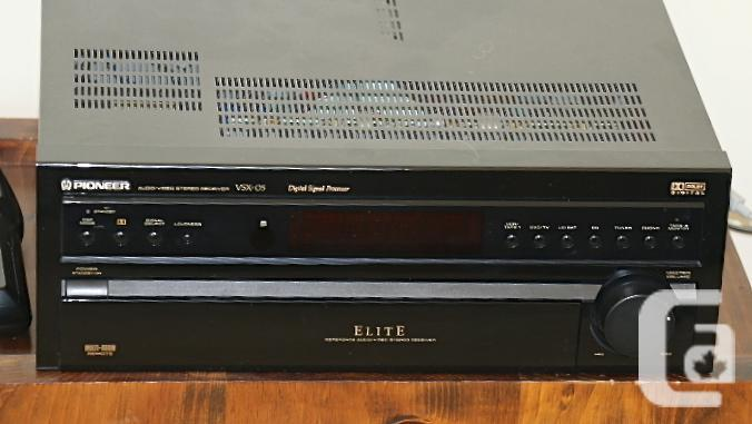 Ultra High end Bang & Olufsen speakers and receiver