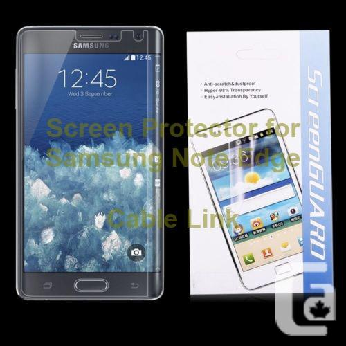 Ultra Thin Clear Screen Protector for Samsung Galaxy