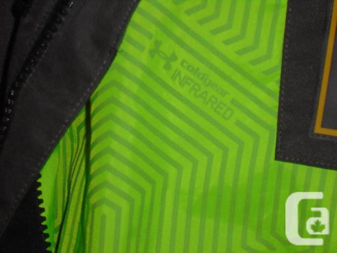 Underarmour unisex YXL HStorm ColdGear® Infrared Jacket