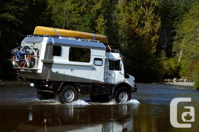 Unimog Expedition Camper For Sale In Mill Bay British Columbia Classifieds Canadianlisted Com