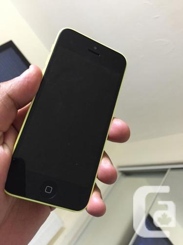UNLOCK+WIND i5c Yellow 16GB
