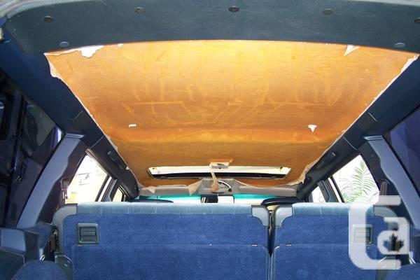 Upholstery service and fiberglass repair