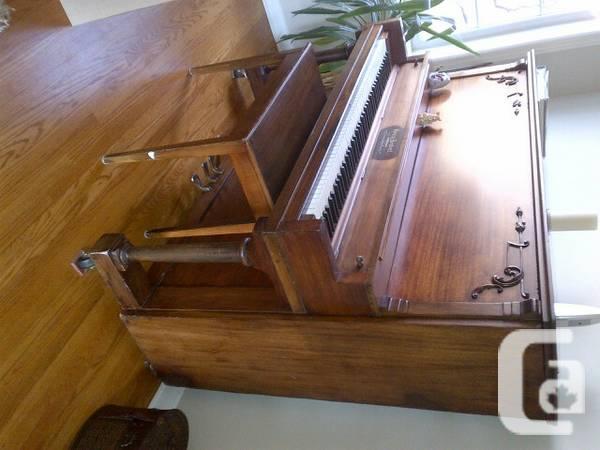 Upright Piano - $250