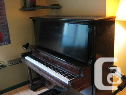 UPTON ERECT GRAND PIANO (COBBLE HILL)Available To