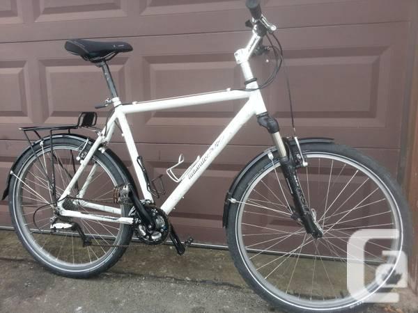 Urbanite Police Mountain Bike (22 inch frame) - $380