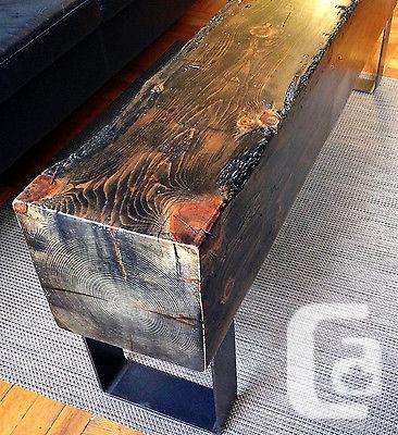 Sensational Us 1 200 Reclaimed Barn Beam Bench In Toronto Ontario For Sale Ibusinesslaw Wood Chair Design Ideas Ibusinesslaworg