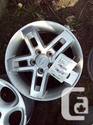 US$100 10 11 Kia Soul Wheel Road 16x6-1/2 Alloy 10