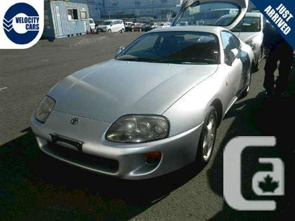 US$11,990 1994 Toyota Supra CarSZ 163K's Coupe Manual