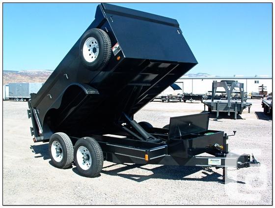 US$11,995 2016 Mirage MUDT714TA5 7x14 Tandem Dump BP