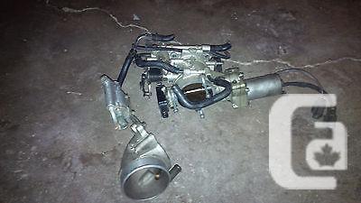 US$110 1990-1996 infiniti q45 vh45de throttle body
