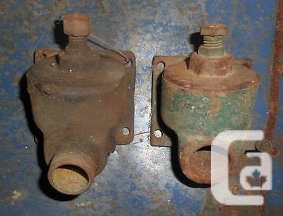 US$119.99 2 Vintage throttle bodies , 4hp Acadia make n