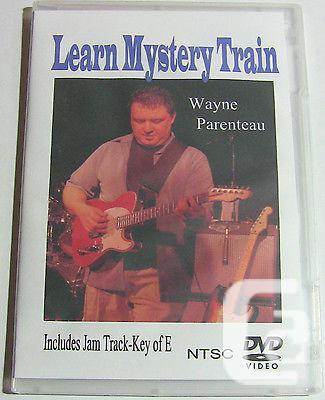 US$12.99 Learn Mystery Train* Country Rockabilly Guitar