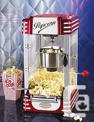 US$120 Nostalgia Electrics Movie Theatre Style Table