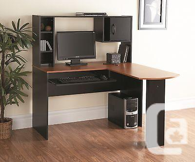 US$159.99 Mylex Computer Desk with Hutch
