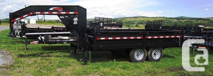 US$17,595 2014 Mirage MUDTGN716TA5 7x16 Tdm Dump GN