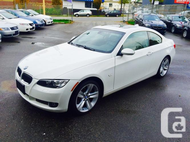 us 2008 bmw 3 series coupe 335xi awd for sale in vancouver british columbia classifieds. Black Bedroom Furniture Sets. Home Design Ideas