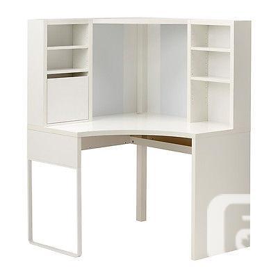 US$199.99 IKEA MICKE Desk Table Computer Corner Work