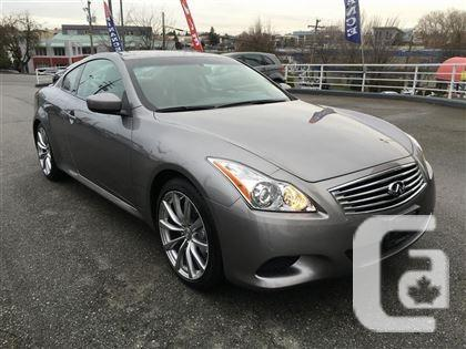 us 2008 infiniti g37 cars coupe for sale in victoria. Black Bedroom Furniture Sets. Home Design Ideas