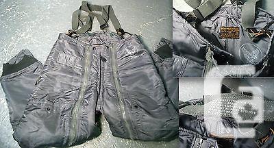 US$225 VTG Korean War USAF US Air Force Flight Pants