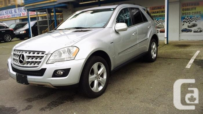 Us 2010 mercedes benz m class 4matic 4dr ml350 bluetec for for 2010 mercedes benz ml350 bluetec 4matic