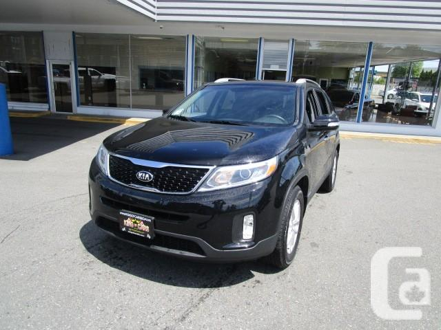 us 2015 kia sorento lx premium awd leather loaded for sale in langley british columbia. Black Bedroom Furniture Sets. Home Design Ideas