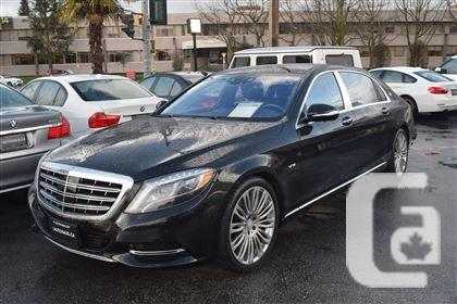 Us 2016 Mercedes Benz Maybach S600 Local No Accidents For