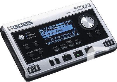 US$249 NEW BOSS MICRO BR BR-80 Portable Digital
