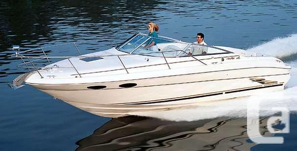 US$27,900 28' Sea Ray 280 Cuddy Cabin 1997