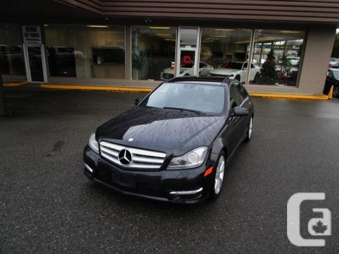 Us 2012 mercedes benz c c300 4matic navigation for sale in for Mercedes benz financial credit score