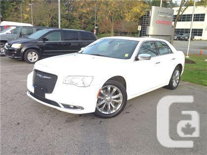 US$29,000 2015 Chrysler 300 CarC Platinum