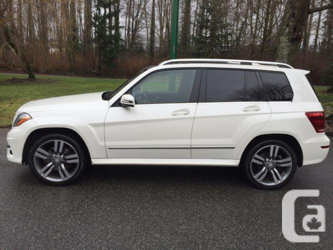 Us 2013 mercedes benz glk class 4matic 4dr glk350 for sale for Mercedes benz north vancouver