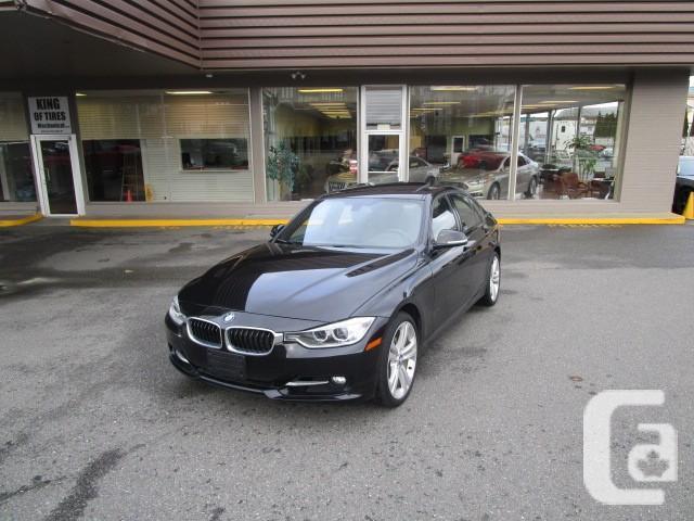 US$34,900 2014 BMW 328 328i xDrive Sport AWD -