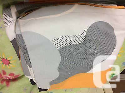US$35 Nwop~Ikea Karlstad Armchair Slipcover ~Eninge