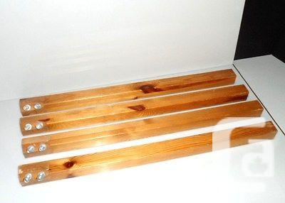 US$39.95 Set of 4 TABLE LEGS Furniture Legs WOODWORKING