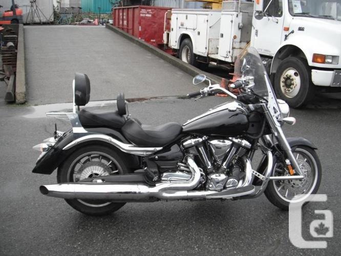 Us 2006 Yamaha Xv1900 Roadliner Cruiser Motorcycle Manual