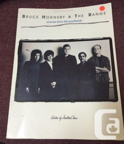 US$4.99 Bruce Hornsby & the Range -- Scenes from the