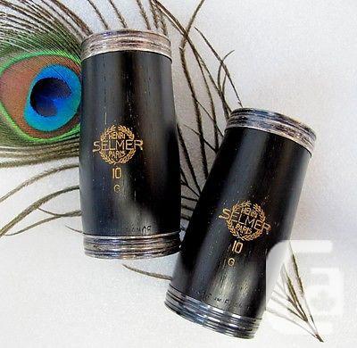 US$40 Selmer Paris 10G 67mm Clarinet Barrel - Rubber