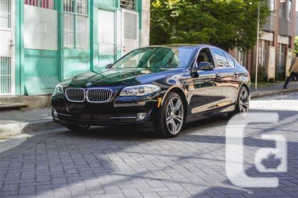 us 2012 bmw 535i xdrive car535xi for sale in vancouver. Black Bedroom Furniture Sets. Home Design Ideas