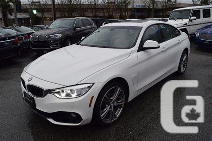 US$49,888 2015 BMW 428i xDrive Gran Coupe
