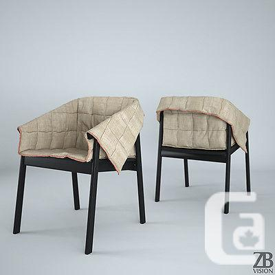 US$49.99 IKEA Esbjorn Chair Cover/Cushion Natural w