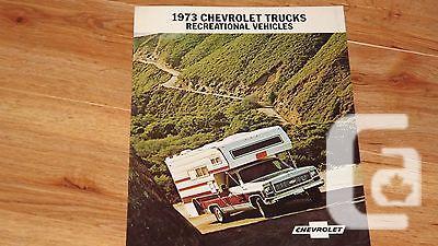 US$5.50 1973 Chevrolet Trucks / Recreational Vehicles