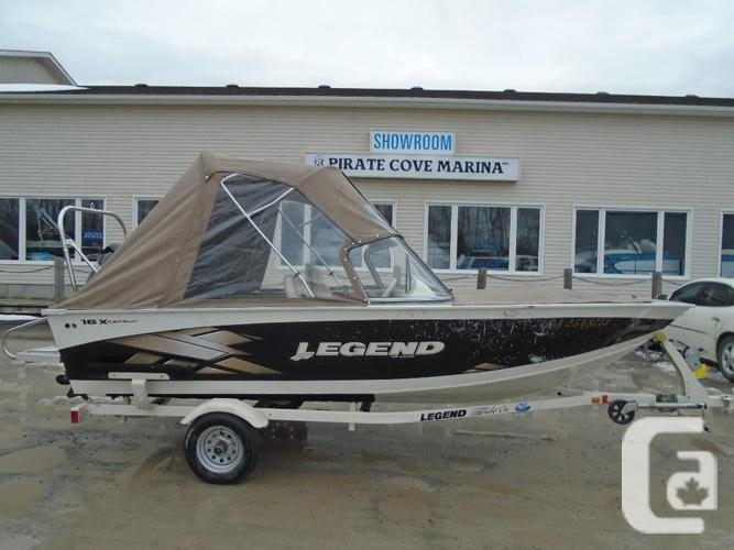 Us510 2010 Legend 16 Xcalibur For Sale In Kemptville Ontario Classifieds Canadianlisted Com