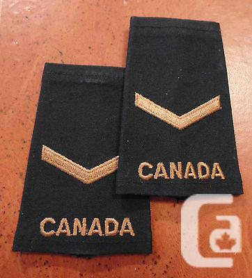 US$6.99 CANADA Canadian Armed Forces PRIVATE rank