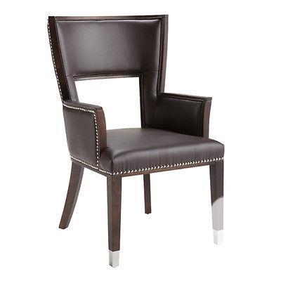 Us Sunpan Modern 5west Naples Armchair For Sale In