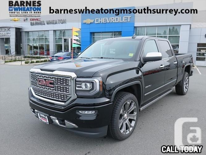 us 2016 gmc sierra 1500 denali for sale in surrey british columbia classifieds. Black Bedroom Furniture Sets. Home Design Ideas